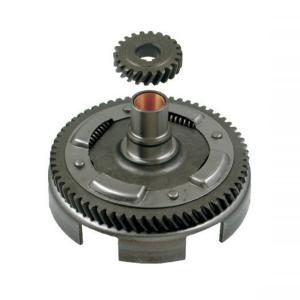 Coppia trasmissione ferro vespa 50 pk denti elicoidali 22-63